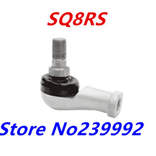 Free Shipping SQ8RS 8mm Ball Joint Rod End Right Hand Tie Rod Ends Bearing SQ8RS