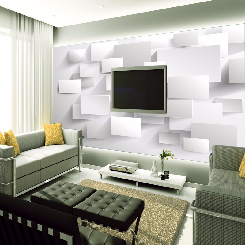Embossed-Abstract-Cubic-Wallpaper-Murals-3D-Large-Murals-for-Living-Room-Backdrop-White-Brick-Wall-Custom (3)