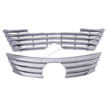 ABS car auto front grills grille for Lexus RX450 RX200T 2016 with camera version bumper