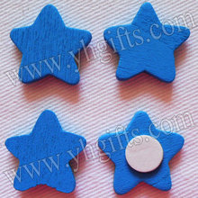1000PCS/LOT.BLUE star stickers,Wall stickers.Home decoration,Wood crafts,Home oranments,DIY crafts,18mm