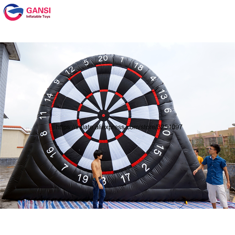 inflatable soccer dart06