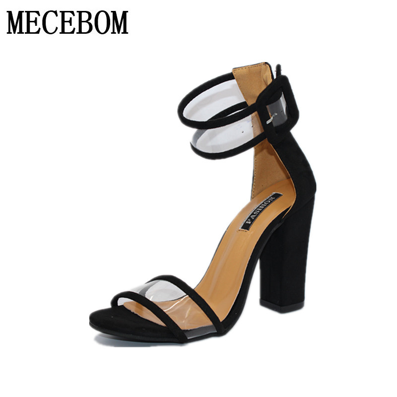2017 shoes Women Summer Shoes T-stage Fashion Dancing High Heel Sandals Sexy Stiletto Party Wedding Shoes White Black 2258W(China (Mainland))