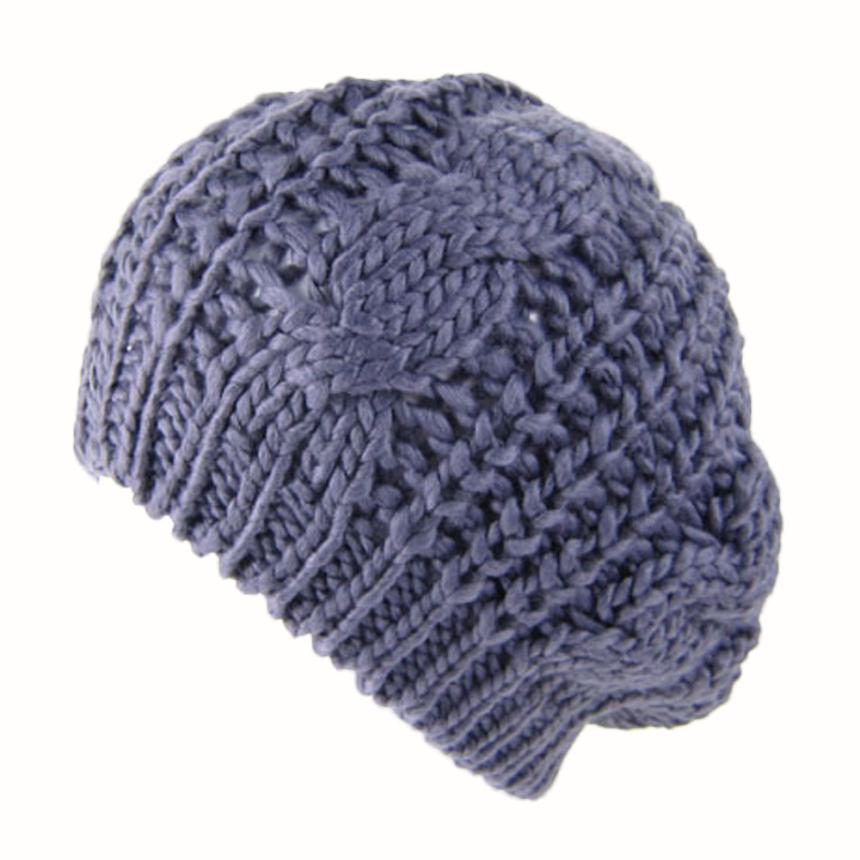 CharmDemon Hot Sale Fashion Womens Lady Baggy Beanie Crochet Warm Winter Hat Ski Cap Wool Knitted  nr29Îäåæäà è àêñåññóàðû<br><br><br>Aliexpress
