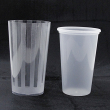 Drinking Telekinetic Milk Cup Gimmick Milk Disappear magic tricks Close-up Bar Street Magic Tricks Magic Prop Tool