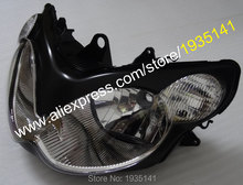 Hot Sales,New Motorcycle Headlight For Kawasaki ZZR1200 2002 2003 2004 2005 ZZR 1200 02 03 04 05 Front Head Light Clear Parts