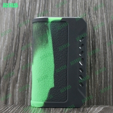 5pcs free shipping 12 colors silicone case for chose Think Vape Finder DNA 75/133/167w silicone case skin cover from RHS factory