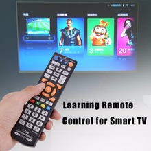 VBESTLIFE Universal Wireless English Learning Remote Control Controller Replacement for All TV Television High quality