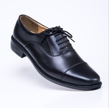 Men Shoes Business Leather Shoes 07A Officer Joint Shoes Army Shoes For Business Wedding Fashion Shoes Gentleman Shoes(China)