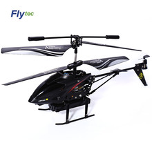 Flytec S977 3.5CH Metal Radio Gyro RC Helicopter with Video Camera Reviews Toy Micro SD Card Slot Flashlight RC Drone Model(China)