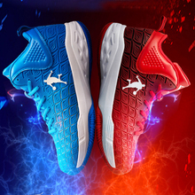 Sufei New Men Basketball Shoes High Ankle Boots Children Outdoor Sneakers Athletic Cushion Boots Zapatillas(China)
