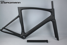 Carbon Bike Frame Bicycle Cycling Road Cube Frame Internal Cabling cadre carbone Chinese Carbon PF 30 Frame Road Bicycle Parts