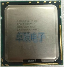 Free shipping Core i7 940 2.93GHz 8M SLBCK Quad Core Eight threads desktop processors Computer CPU Socket 1366 scrattered pieces(China)
