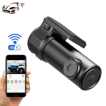 Maustor WiFi Car Dash Cam DVR APP Monitor Car Camera Video Recorder HD 720P Dashcam Night  Vision Wireless Registrar Camcorder