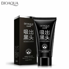 2Pcs/lot Face Care Suction Black Mask Facial Deep Cleaner Mask Nose Blackhead Remover Peeling Peel Off Black Head Acne Treatment