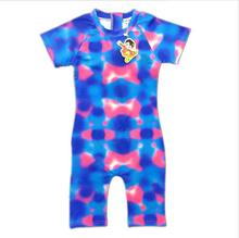 2017 Newest Kids Baby Girls Boys Wetsuits One Pieces Diving Suits Snorkel Surfing Rash Guards Children Keep warm Swimwears Set