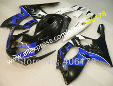 Hot Sales,1997-2007 Yzf600R For Yamaha Yzf 600R Thundercat 97 98 99 00 01 02 03 04 05 06 07 Multicolor Body fairing kit