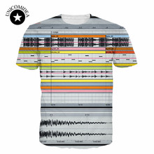 Music Production Software T Shirts Ableton Live DJs Musicians Producers T-Shirt Men Women Summer Style Tops Tees Harajuku Camisa