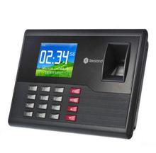"2.8"" TFT LCD Display Fingerprint PIN Card Time Attendance Clock TCP/IP + USB ports for company access control"
