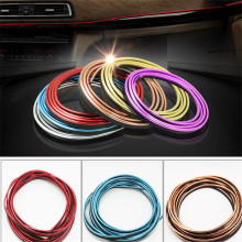 5M Car Styling Brand Stickers For FORD FOCUS 2 focus 3 Mondeo KUGA Fiesta Ecosport Hyundai solaris Mazda 2 3 6 CX-5