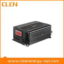 12V 10A High frequency lead acid battery charger, car battery charger, for battery maintenance and battery desulfation(China)