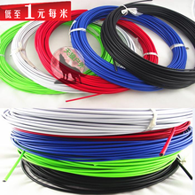 Road Bike/MTB Jagwire bicycles brake cable line/gear shift bike brake cable sets,black/white/green/blue/yellow/orange/red color
