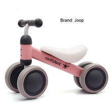 HOT Brand Children Balance Bikes Scooter Baby Walker Infant 1-3years Scooter without Foot Pedal Driving Bike Gift for Infant(China)