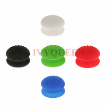 100 pcs Silicone Analog Stick Thumbsticks Grip For Dualshock 4 PS4 Pro Slim Controller Joystick Cap for XBox 360 for PS3 Control