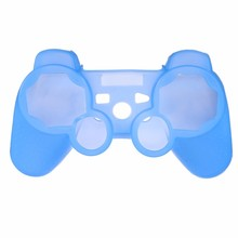 Silicone Protective Skin Cover  For PS3 Skin Case For Playstation 3 Controller Free Shipping