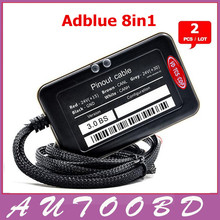 Full Chip !! Adblue 8in1 For Heavy Duty Truck Ad blue Remover Tool With Programming Adblue emulator 8 in 1 v3.0 with NOx sensor