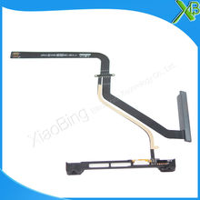 "Brand NEW HDD Hard Drive Disk Cable with Bracket For Macbook Pro A1278 13.3"" MC374 MC375 Hdd calbe 821-0814-A 2009 2010 Years(China)"
