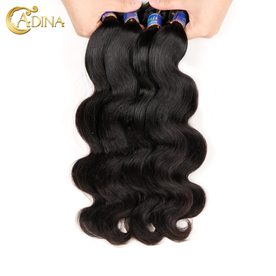 Peruvian Body Wave 4 Bundles Deals 7A Unprocessed Virgin Hair Weave Peruvian Virgin Hair Body Wave Human Hair Bundle Online<br><br>Aliexpress