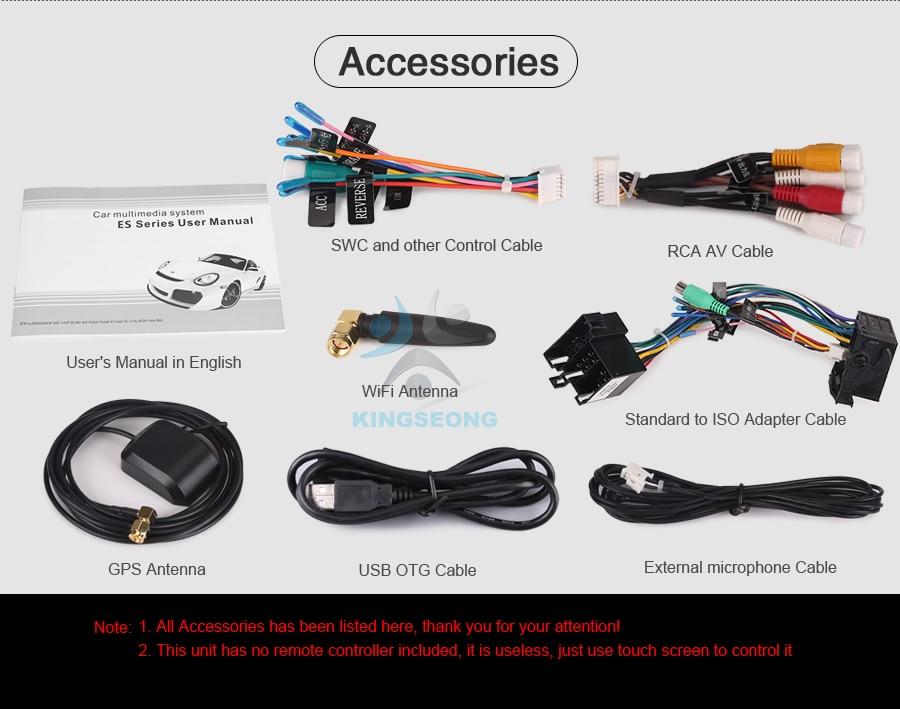 ES5893P-E25-Accessories