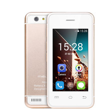 MELROSE S9 2.4 inch Android 4.4 Ultra-slim 2.4 inch Mini Smartphone MT6572 Dual Core 512MB RAM 4GB ROM Bluetooth Camera WiFi