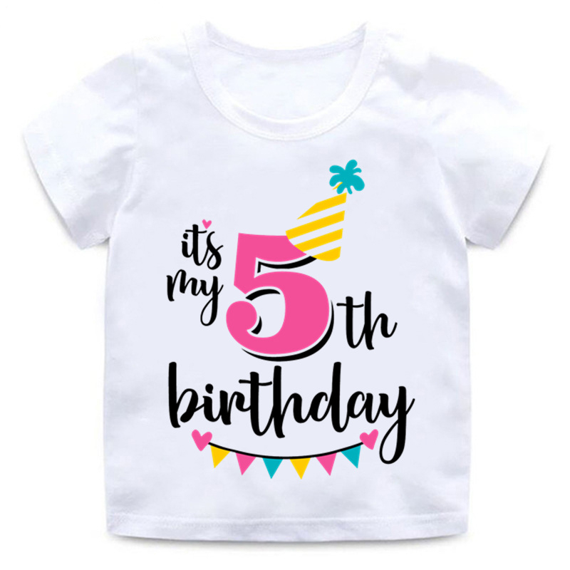 Girls-Happy-Birthday-Number-1-9-Letter-Print-T-shirt-Baby-Summer-Cute-Clothes-Kids-Funny (4)