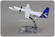 5pcs/lot Brand New 1/180 Scale Airplane Model Toys 14cm MALAYSIA AIRLINES MASwings Fokker F-50 Diecast Metal Plane Model Toy