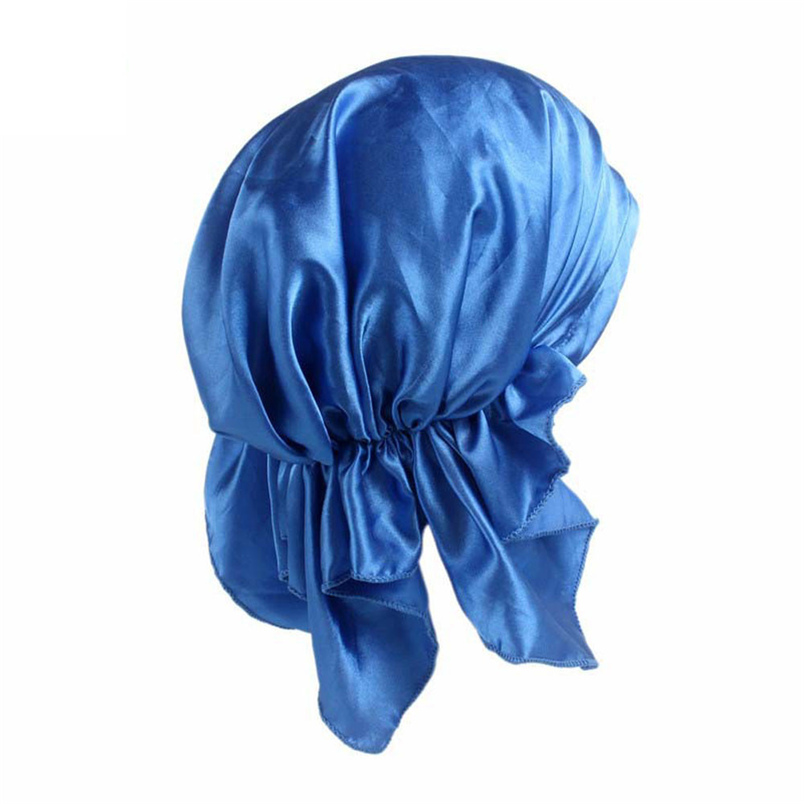 Women Summer Hats Fashion Casual New Arrivals Cancer Chemo Hat Beanie Scarf Turban Head Wrap Cap Hot Sale Hats #J19 (3)