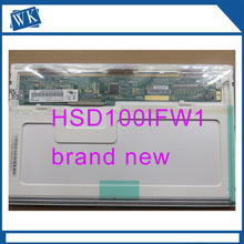 "Free shipping Brand New 10"" Laptop lcd screen HSD100IFW1 A00 A04 HSD100IFW1 HSD100IFW4 FOR ASUS EEE PCAsus EeePC 1000H notbook"
