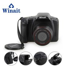 Freeshipping Hot Selling Dslr Camera With Lithium Battery 64GB Card DC-04 12MP Mini Camera Digital Camera(China)