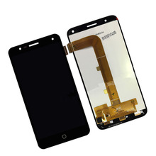 NEW!!!Texted Grade A quality For Alcatel One Touch Pop 4 5051X 5051D 5051JFull Lcd Display Touch Screen Digitizer Assembly