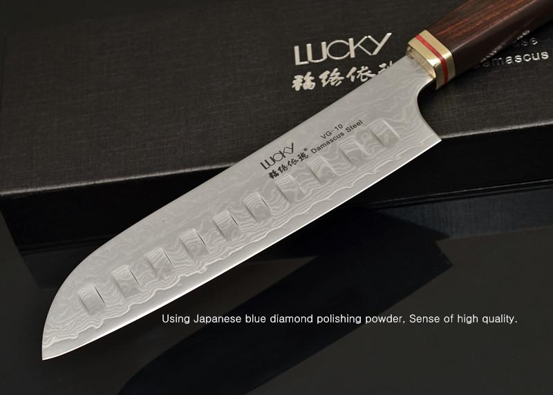 Santoku knife 3