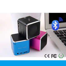 Music Angel JH-MD06BT2 speakers Bluetooth Portable TF slot mp3  blue tooth speaker Mini Music Sound Box Amplifier for  Computer