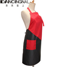 1Pcs New Professional Nail Art Salon Work Apron Hairdresser Cape Hair Cutting Apron High Quality Comfortable Wear(China)