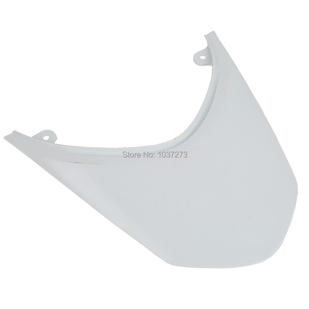 New Upper Fairing Tail Section For Kawasaki Ninja ZX10R ZX 10R 2004 2005 White<br>