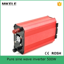 MKP500-241R small size high quality industrial inverter 500w 24vdc 120vac pure sine wave form power inverter made in China