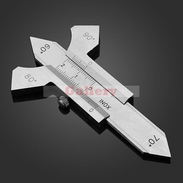 0 20 Mm Manual Welding Seam Gauge Weld Inspection Caliper Gauges<br>