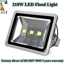 High power 200W Led flood Light AC 85V-265V IP65 waterproof sports stadium lights gas station lamps Factory direct Free Shipping