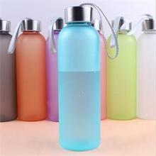 600ML Water bottles creative juice tea coffee thermos nice readily Lightweight and portable space cup