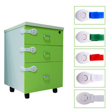 Baby care child safety monitor Locks Belts drawer Products for children Lengthened Bendy cabinet door cabinet Refrigerator