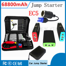 Mini Emergency Car Jump Starter 12V Portable Power Bank Jumper Starter Car Charger Battery for Auto Buster Buster Car-styling CE