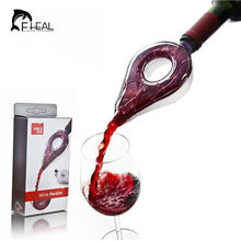 FHEAL Mini Wine Decanter Magic Decanter Wine Quick Aerator Pour Spout Decanter Wine Filter Bar Accessories for Wine